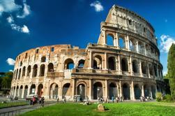 Piccolo-Gruppo Tour a piedi: Colosseo e Roma Antica Experience