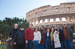 Coliseu e Fórum Romano