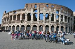 Civitavecchia Shore Excursion: Sintesi città eterna, tra cui Bike Tour di Roma