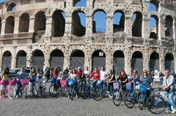 Tour en bicicleta de un día en Roma: Centro de la ciudad y panorámica