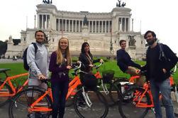 Tour de Bicicleta de Roma: Fantasmas de Roma y Estatuas Hablantes