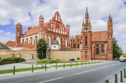 Excursión privada de Vilnius: Excursión a pie de la ciudad de Uzhupis