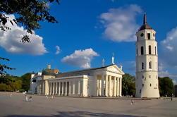 Paseo privado por el casco antiguo de Vilnius