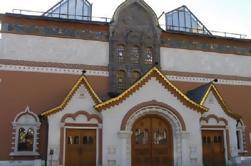 Galería Tretyakov con concierto privado en la Iglesia de San Nicolás
