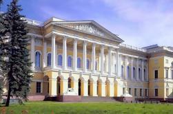 Russian Museum Private Day Tour em São Petersburgo