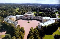 Visita guiada al Palacio y Parques de Pavlovsk