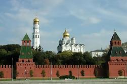 Visita clásica de Moscú