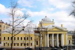 Tour del Patrimonio Judío en Moscú