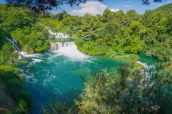 Pequeño grupo de cascadas de Krka Tour de Trogir