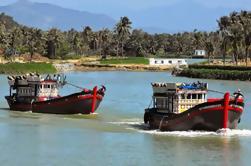 Nha Trang Day Trip to Po Nagar Cham Towers Including Cai River Cruise and Hot Springs