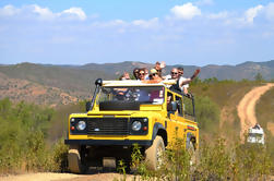 Jeep Safari no Algarve