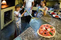 Roma para niños: Grupo pequeño de pizza Master Class