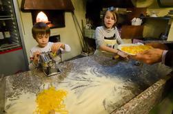 Clases privadas de cocina en Roma: Pasta Amore y Tiramisu