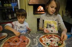 Clase Maestra de Pizza Privada con Rome4Kids