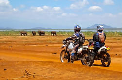 10 jours au sud du Kenya en moto hors route