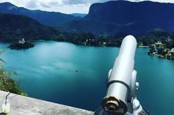 Excursión privada de un día: Encantadora Ljubljana y el lago Bled de Zagreb