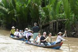 Túneles privados de Cu Chi y Delta del Mekong: Tour guiado de día completo