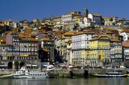 Private Tour: Cidade do Porto e degustação de vinhos