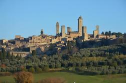 One Way Private Transfer: Florença para Roma com visita a San Gimignano e Siena