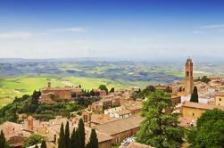 One Way Private Transfer: Florença para Roma com a visita a Montalcino e Orcia Valley