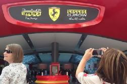Tour de día completo visitando Abu Dhabi y Ferrari World desde Dubai