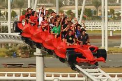 Viaje de día completo a Ferrari World y Yas Island desde Dubai