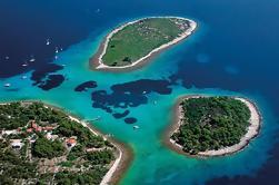 Blue Lagoon y Trogir de Split en lancha rápida