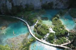 Parque Nacional de los Lagos de Plitvice Excursión de un día en grupo pequeño desde Split