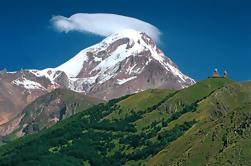 Visite privée de Kazbegi depuis Tbilissi