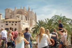 De oude binnenstad van Palma de Mallorca Bike Tour