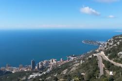 Tour Privado: Monte Carlo en la Noche de Niza