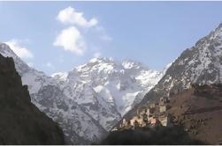 Subida al monte Toubkal en 2 días desde Marrakech