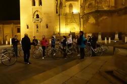 Pôr-do-sol passeio guiado de bicicleta em Sevilha