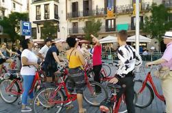Barcelona Bike Tour Incluye Almuerzo de Tapas