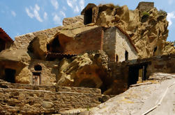 Visite privée: Complexe David Gareja et Sighnaghi de Tbilissi