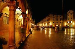 Tour por la noche de las leyendas de Dubrovnik