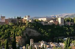 Private Granada Day Trip, waaronder Alhambra en Generalife Sevilla