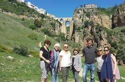 Witte Dorpen en Ronda Day Tour van Sevilla