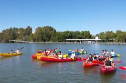 Sevilla 3 horas de kayak por el río Guadalquivir
