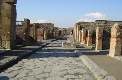 Excursión privada: Excursión de un día a la costa de Amalfi y Pompeya desde Roma