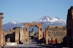 Tour Privado: Excursión de Pompeya y Nápoles desde Roma - Almuerzo de Pizza Incluido