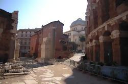 El corazón de Roma y sus tesoros: Tour de día completo con almuerzo