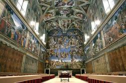 Tour Privado: Museo del Vaticano y Tour de la Basílica de San Pedro