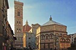 Tour en grupo pequeño: Florencia Día completo en tren desde Roma