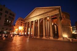 Private Tour: Roma fontane e piazze - Sera Walking Tour, cena inclusa
