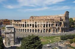 Shore Excursion to Rome: La Gloria de la Roma Antigua y los Museos Vaticanos - Tour de grupo pequeño de día completo