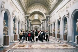 Excursão privada: Passeio noturno do Museu do Vaticano com jantar