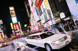 Tour privado de las luces de NYC por el limo o el autobús del partido