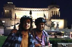 Roma en Noche Tour de Bicicleta y Aperitivo