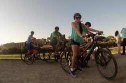 Excursión en bicicleta por el centro de la ciudad de Roma